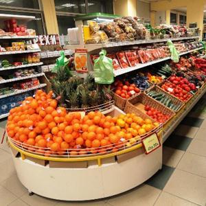 Супермаркеты Называевска